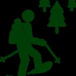 Escursionismo con Ciaspole